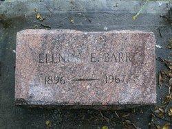 Eleanor E Barr