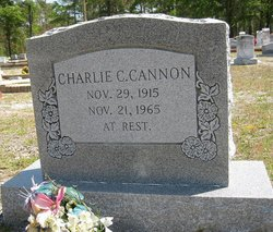 Charlie C. Cannon
