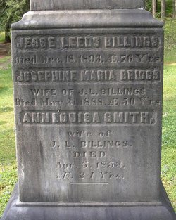 Ann Louisa <i>Smith</i> Billings