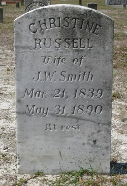 Christine <i>Russell</i> Smith