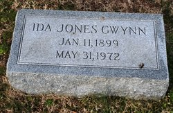 Ida <i>Jones</i> Gwynn
