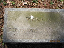 Winnie Mae <i>Stansell</i> Clements