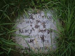 Rev Albert Homer Lupton