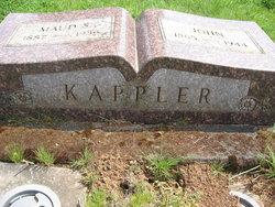 Maud S Kappler