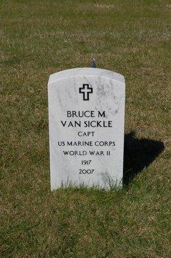 Bruce Marion Van Sickle