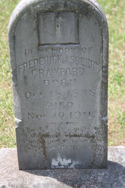 Frederick Asberry Crawford