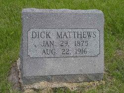 Dick Matthews