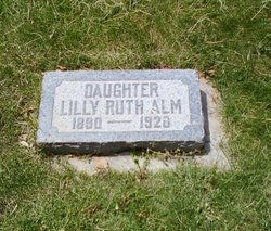 Lily Ruth Alm
