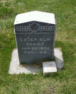 Ester Omega <i>Alm</i> Bailey