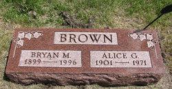 Bryan M Brown