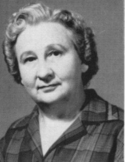 Ruth Ercell Baker