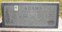 Melvin Jens Adams