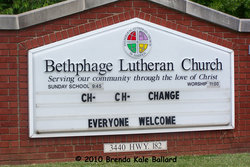 Bethphage Lutheran Church Cemetery