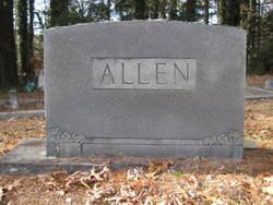 Mary <i>Dalton</i> Allen