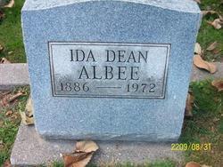 Ida Dean Albee