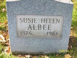 Susan Helen Susie Albee