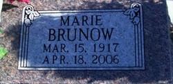 Marie <i>Korenke</i> Brunow