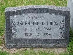 Zachariah Amos