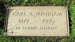 Carl B Burnham