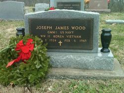 Joseph James Joe Wood