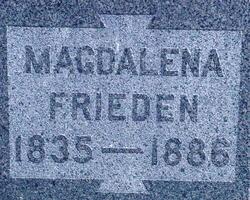 Magdalena Frieden