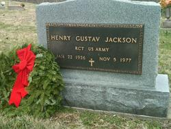 Henry Agustis Jackson