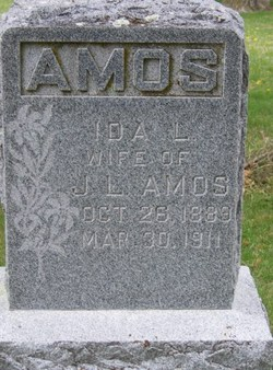 Ida L. <i>Bruner</i> Amos