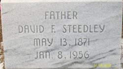 David Ford Steedley