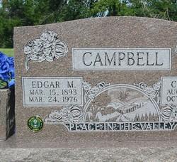 Edgar Miles Campbell
