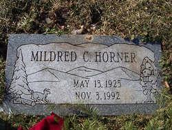 Mildred Claire <i>Allen</i> Horner
