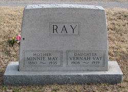 Minnie May <i>Norton</i> Ray