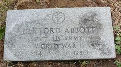 Clifford Abbott
