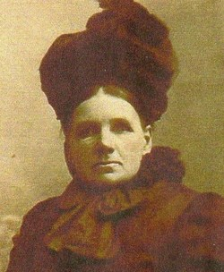 Mary <i>Moore</i> Calvert