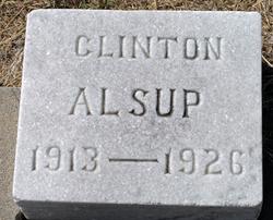 Clinton Alsup
