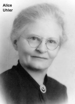 Alice Sovilla <i>Uhler</i> Yeisley