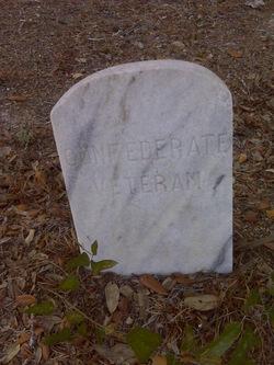 Unknown Confederate Veteran