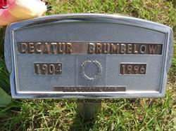 Decatur Brumbelow
