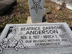 Beatrice <i>Barrow</i> Anderson