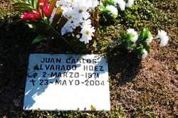 Juan Carlos Alvarado Hoez