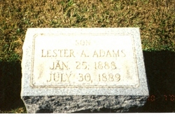 Lester Arlington Adams