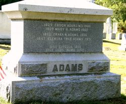 Elenora <i>True</i> Adams