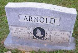 Emma Elizabeth <i>Harrell</i> Arnold