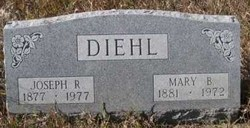 Mary B. <i>Hoffman</i> Diehl