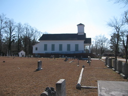 Cedar Creek Meeting House Cemetery