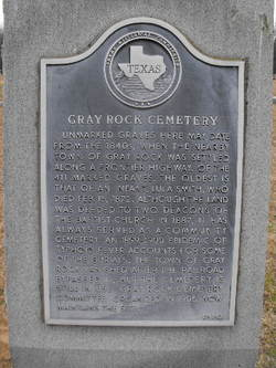 Gray Rock Cemetery