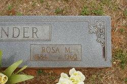 Rosa Mary <i>Baker</i> Bender
