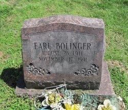 Earl Pearson Bolinger