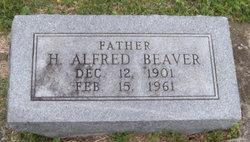 Hubert Fred Alfred Beaver