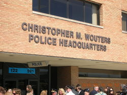 Sgt Christopher Michael Wouters