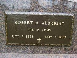 Robert Allen Albright